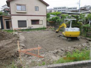 横須賀市K様邸 着工・配筋検査