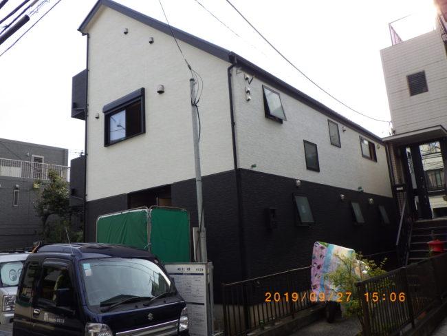 東京都大田区K様邸工事状況