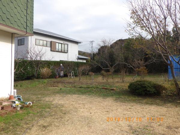 東京都大島町T様邸 地盤調査