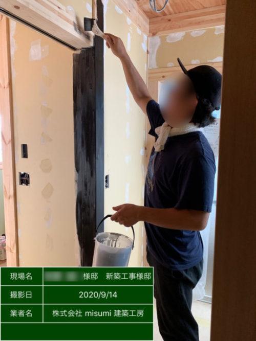 横浜市泉区M様邸 塗装工事